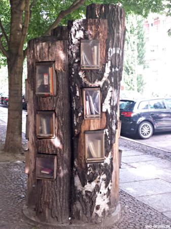 Kiezbibliothek – neighborhood library