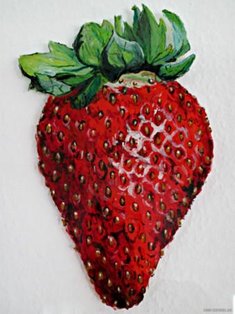 Erdbeere – strawberry