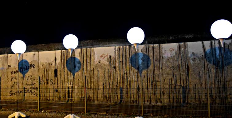 Lichtgrenze – light border