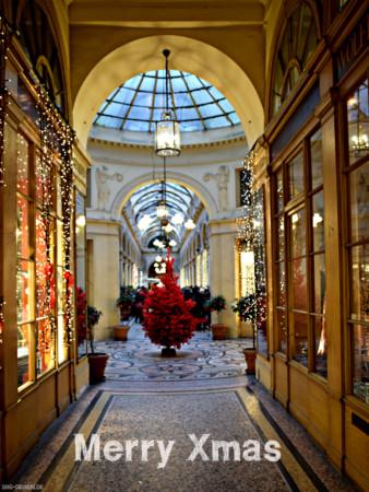 Frohe Weihnachten – Merry Christmas
