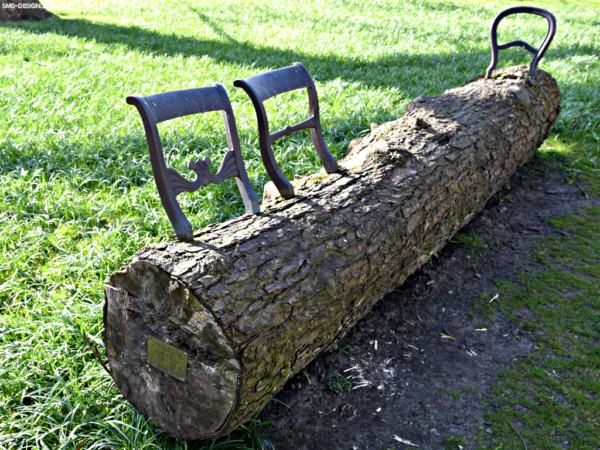 Nehmen Sie Platz – take a seat